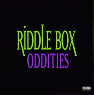 RIDDLE BOX ODDITIES CD COVER