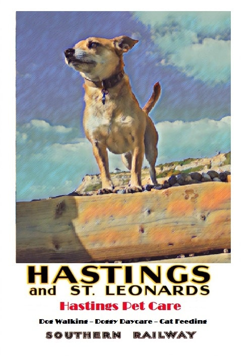 dog walking posters - Towerssconstruction