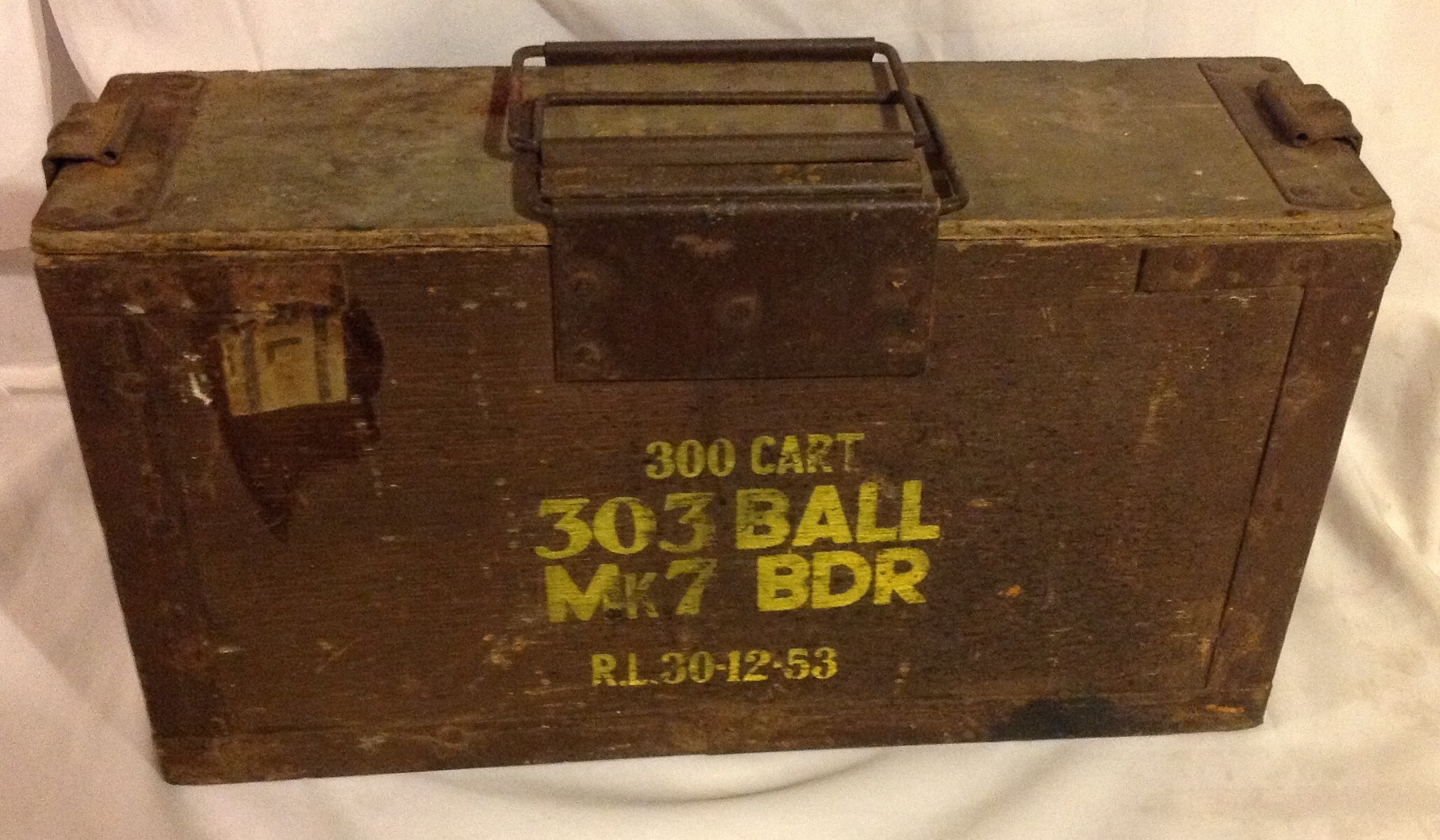 Ammunition Box Tales From The Supply Depot