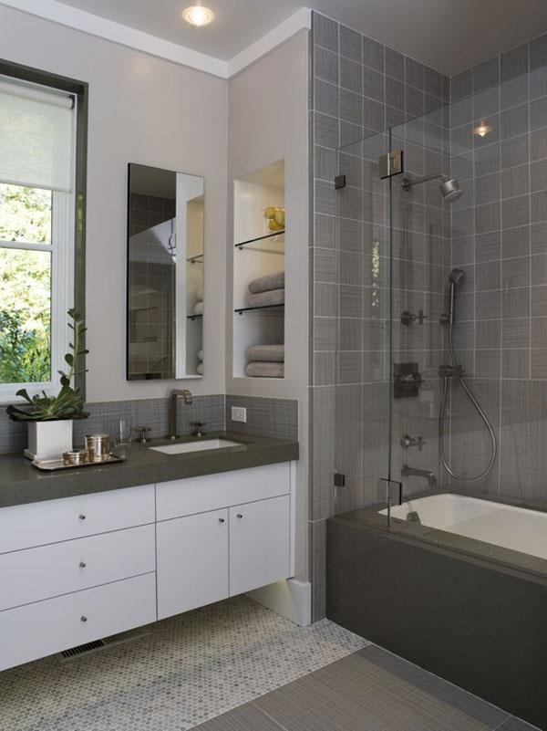100 Small Bathroom Designs \ Ideas - Hative - design ideas for small bathrooms