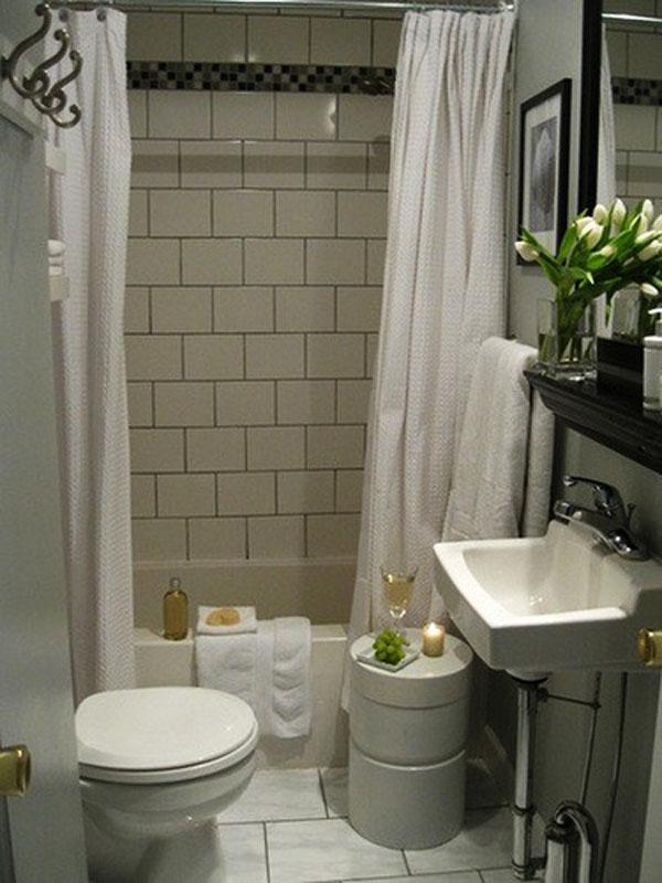 100 Small Bathroom Designs  Ideas - Hative