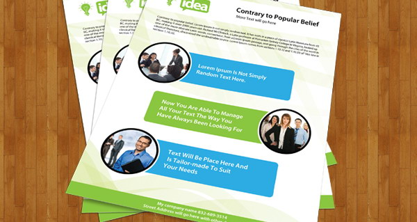 30 Free Brochure Templates for Download - Hative - free company profiles template
