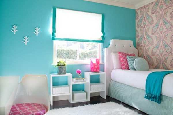 50 Cool Teenage Girl Bedroom Ideas Of Design Hative