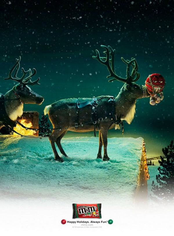 Wallpaper Natal Hd 40 Amazing Christmas Advertising Ideas For Product