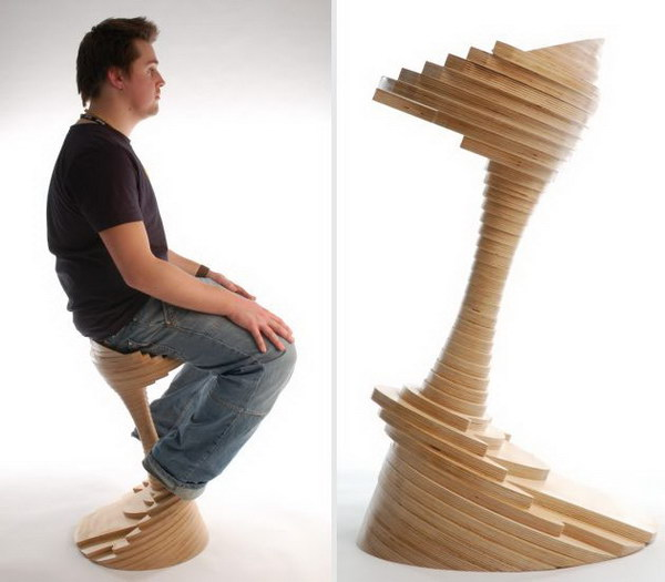 Today we collected 50 unique chair design ideas to showcase the