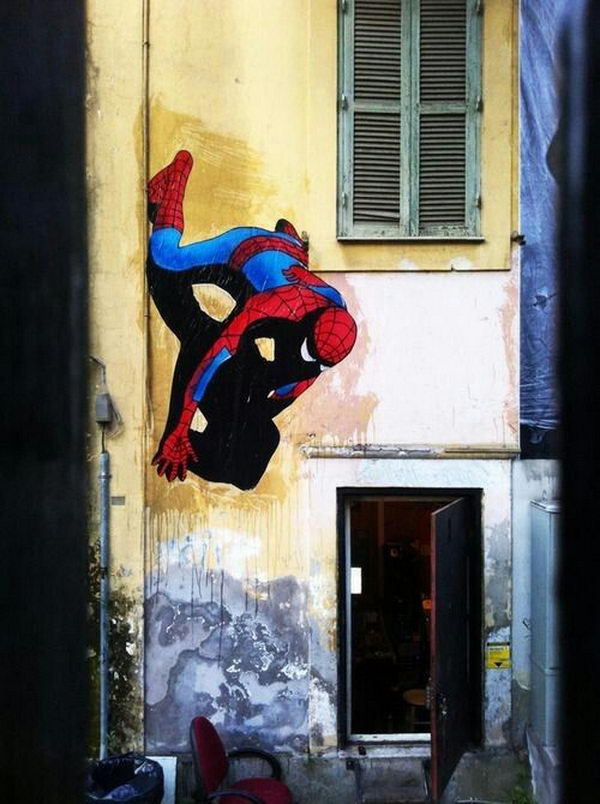 Tattoo Inspiration 20 Cool Spiderman Drawings - Hative