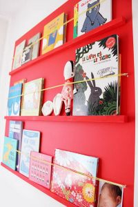 15 Creative Book Storage Ideas for Kids - Hative