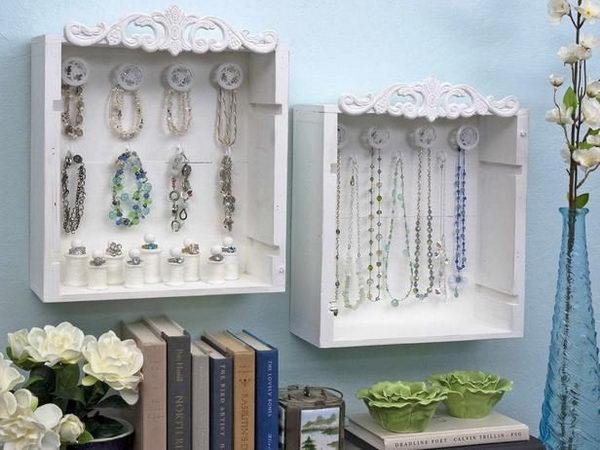 30 Creative Jewelry Storage Display Ideas Hative