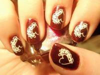 25 Romantic Valentine Nail Designs - Hative
