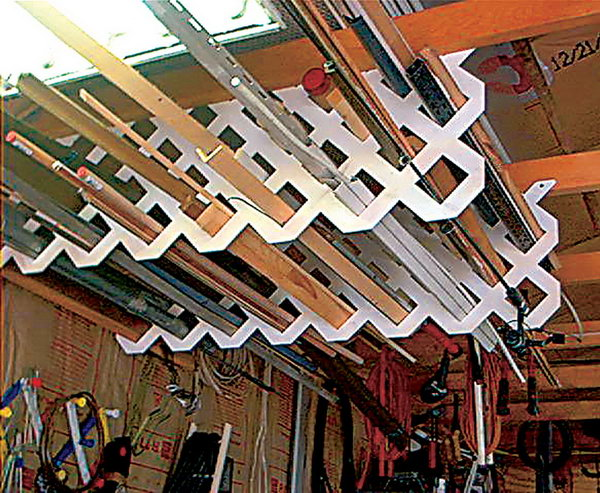 Storage Ideas Archives Hative & Garage Rafter Storage Ideas - Listitdallas