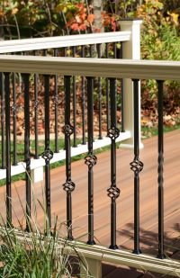 20+ Creative Deck Railing Ideas for Inspiration - Hative