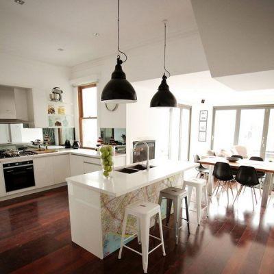 20+ Cool Kitchen Island Ideas - Hative