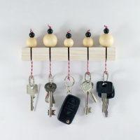 20+ DIY Key Holder Ideas - Hative