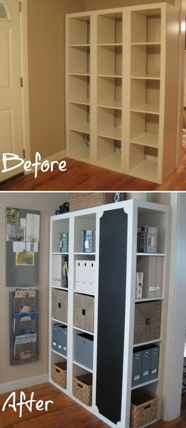 Ikea Expedit Ovet 25 Ikea Kallax Or Expedit Shelf Hacks Hative