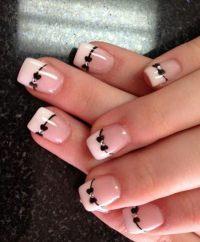 45 Wonderful Bow Nail Art Designs - Hative
