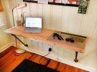 15+ DIY Computer Desk Ideas & Tutorials for Home Office ...
