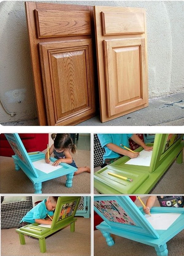 15+ DIY Furniture Makeover Ideas & Tutorials for Kids