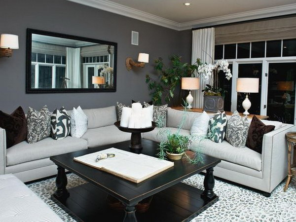Images Of Living Room Colors u2013 Modern House - pretty living rooms