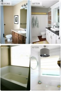 Before and After: 20+ Awesome Bathroom Makeovers - Hative
