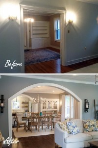 Easy And Budget-Friendly Dining Room Makeover Ideas - Hative