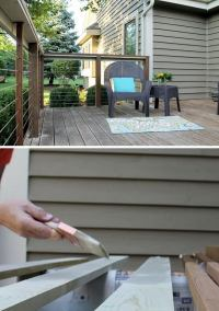 20+ DIY Deck Railing Ideas