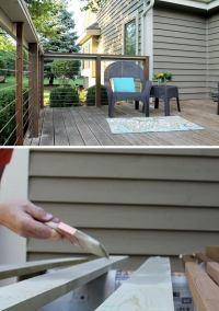 20+ DIY Deck Railing Ideas - Hative