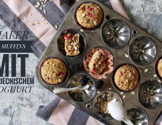 Hafer-Muffins