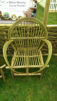 Gypsy willow chair - Hatton Willow