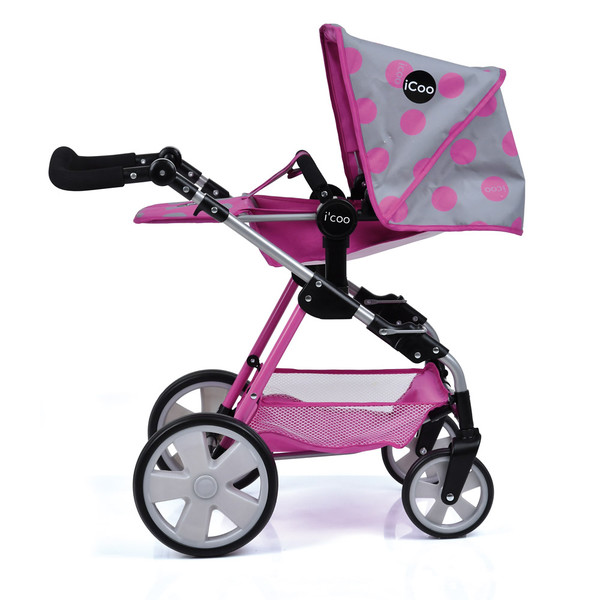Hauck Stroller Accessories Icoo Pink Grey Hauck Toys