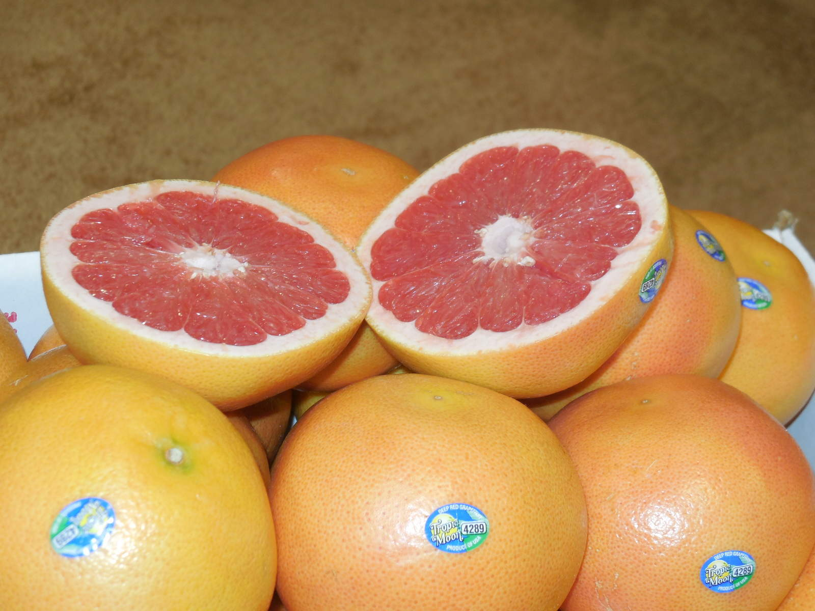 Health Benefits Of Grapefruit Is Cited Haul Produce