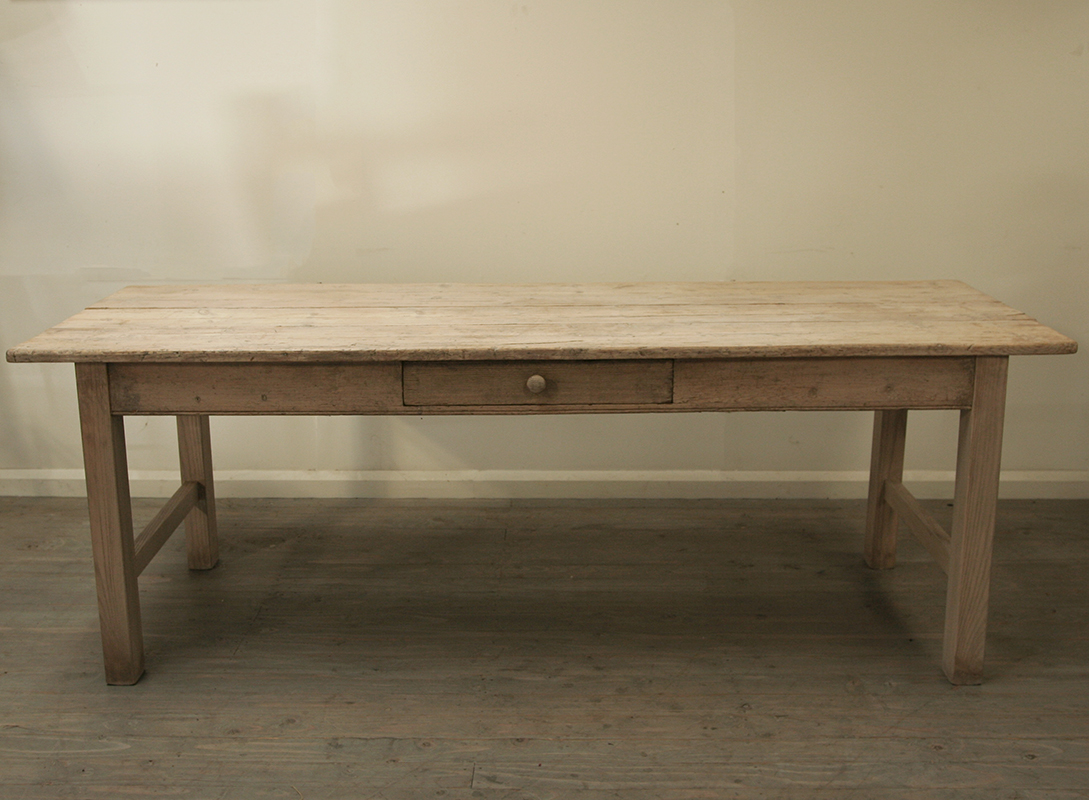 Farmhouse Table Company Weathered French Farmhouse Table Haunt Antiques For