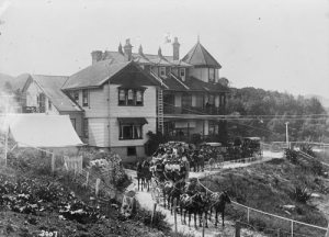 1900s 300x216 The Waitomo Caves Hotel