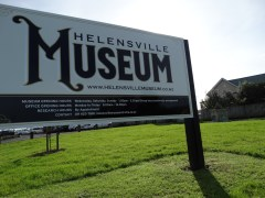 Helensville Museum - Exploratory first session