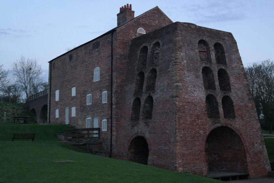 Ghost Hunt Moira Furnace Haunted Heritage