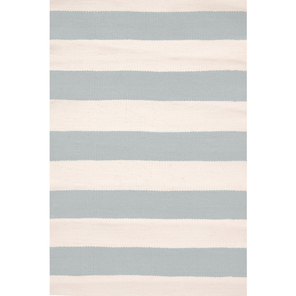 Dash Und Albert Teppiche Dash Albert Teppich Catamaran Stripe Light Blue Dash Albert