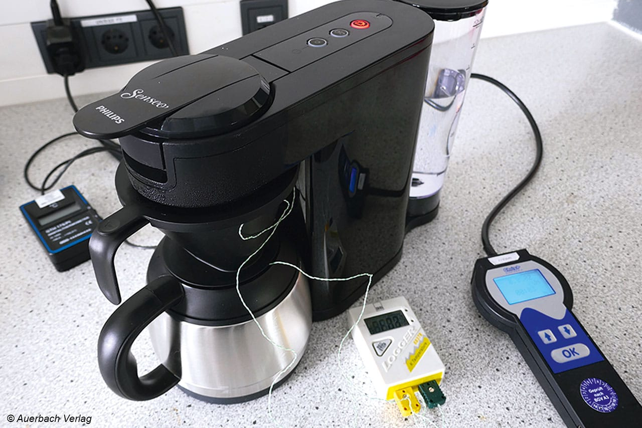 Kaffeemaschine Test 2017 Im Test Kaffeemaschine Senseo Switch Hd 7892 Haus Garten Test