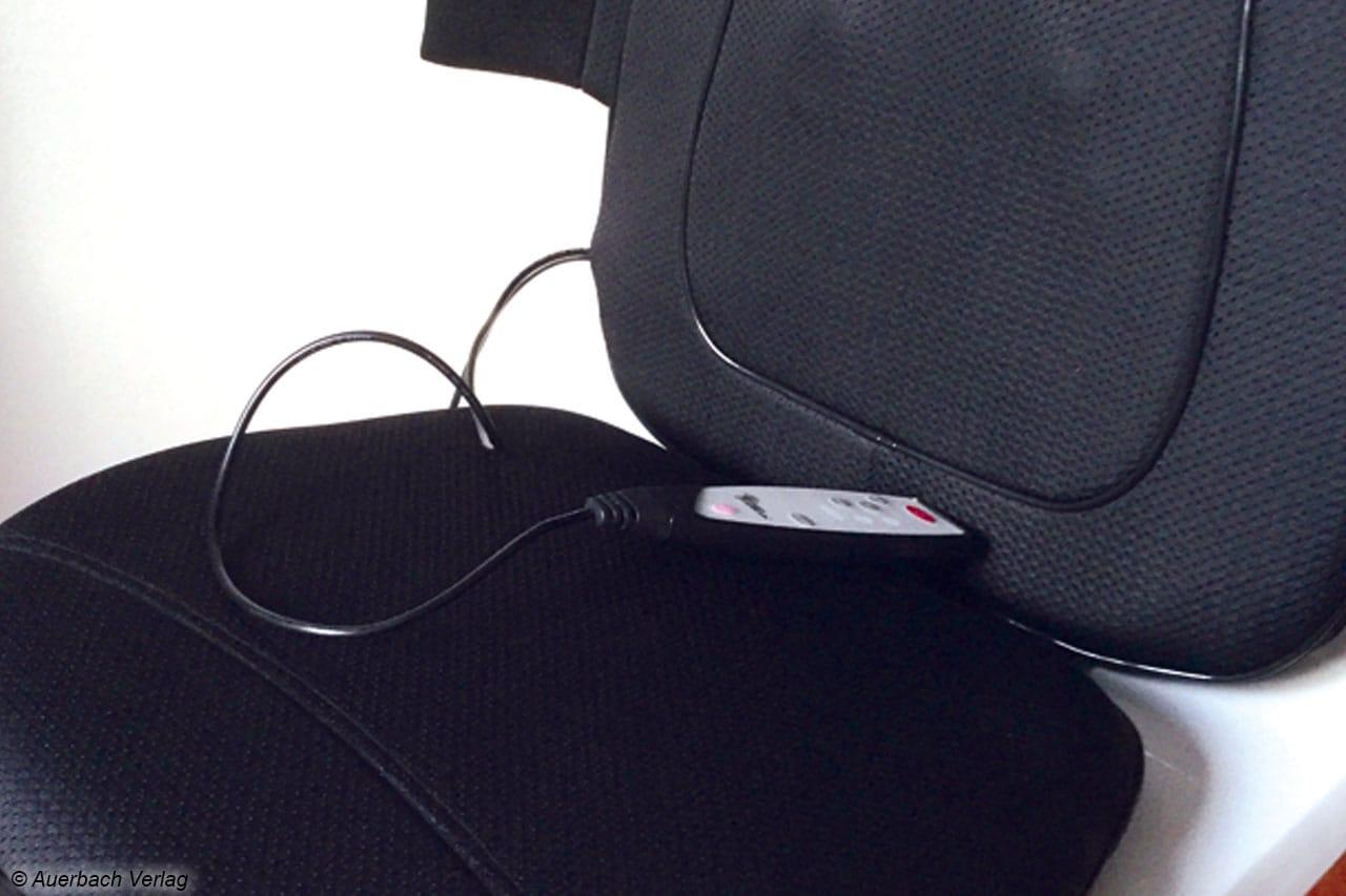 massageauflage f r sessel details zu homcom massagematte. Black Bedroom Furniture Sets. Home Design Ideas