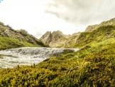 Am Weg Richtung Roßkarsee