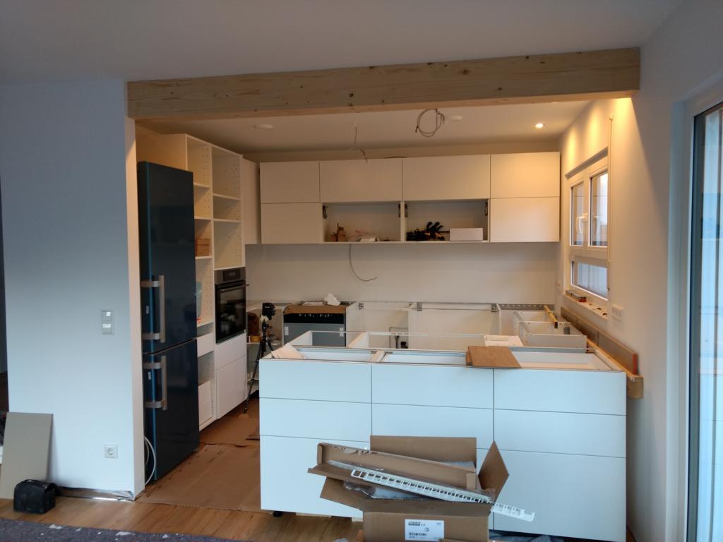 Ikea Küche Metod Arbeitshöhe | Welchen Abstand Zwischen Hängeschrank ...