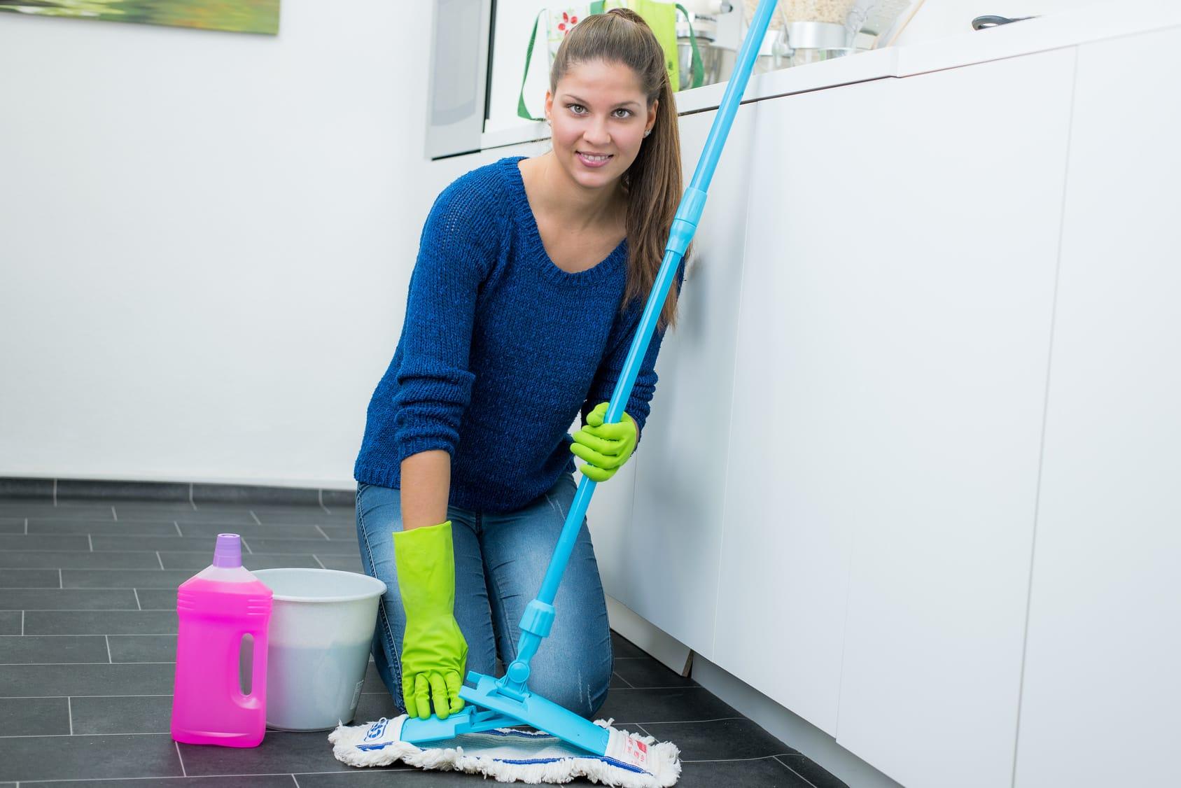 Linoleum reinigen professionelle linoleum pflege für haushalt