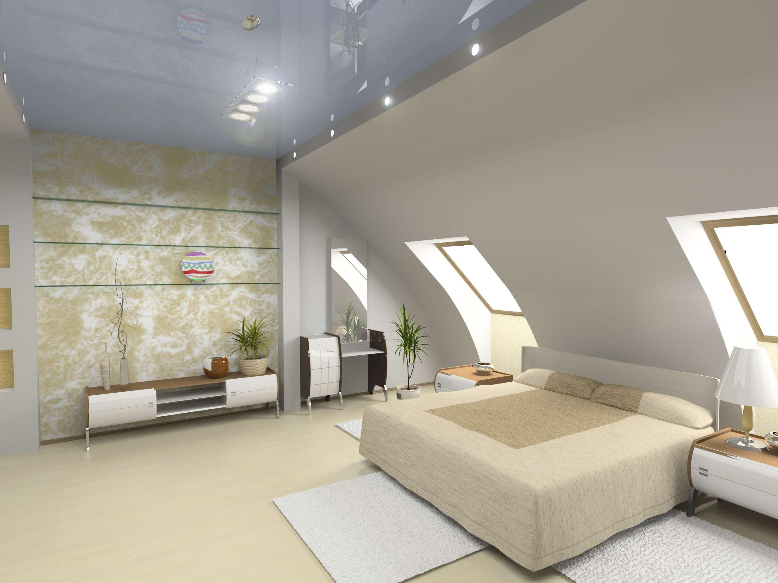 schlafzimmer schr ge w nde gestalten wohnidee schlafzimmer 7 raumax. Black Bedroom Furniture Sets. Home Design Ideas