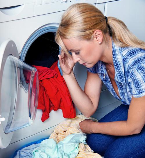 waschmaschine riecht muffig
