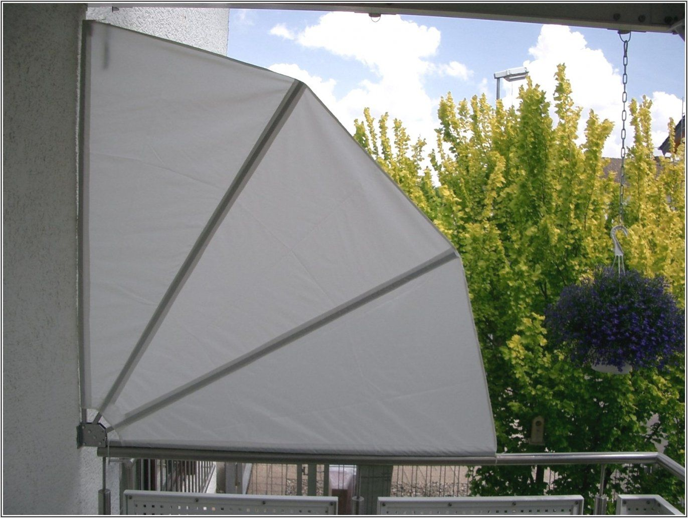 Balkon Ohne Dach Regenschutz Sonnensegel Balkon Ohne Bohren Latest