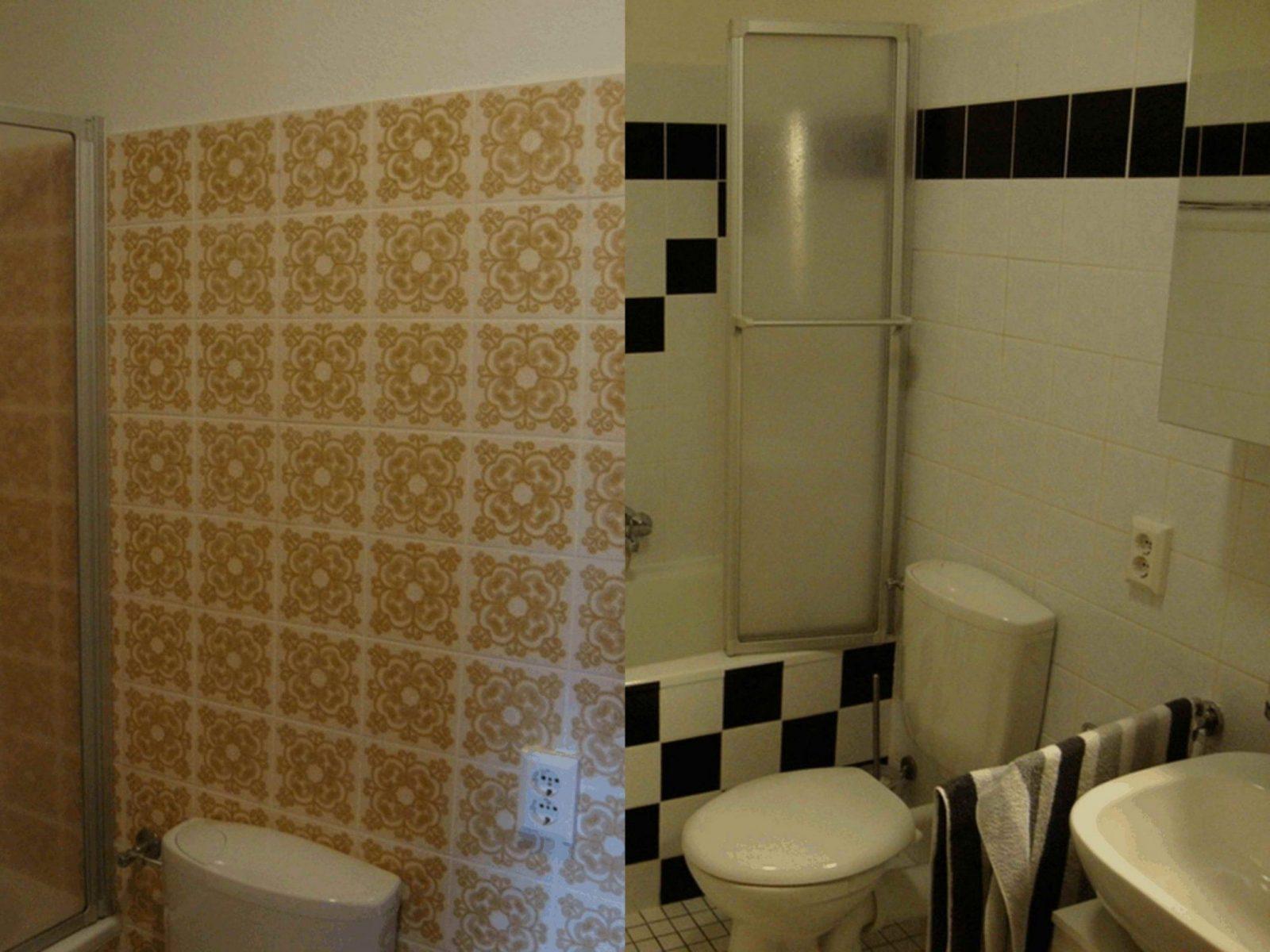 Badezimmer Fliesen Mit Pvc überkleben