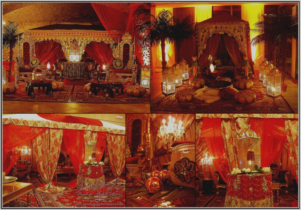 Orientalisches Schlafzimmer Einrichten | Arabische Schlafzimmer ...