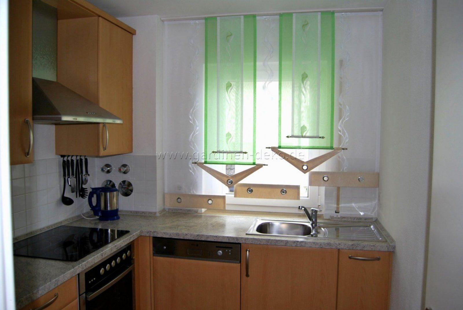 Kuchenfenster Deko Modern Gardinen Deko Modern