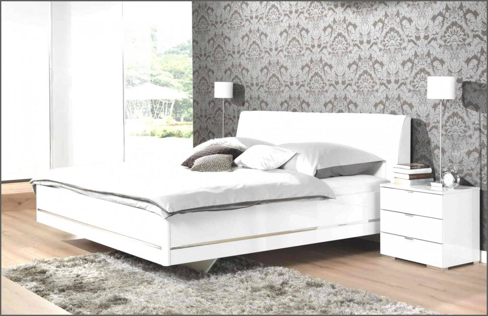 Brilliant Bank Vorm Bett With Regard To Your Home Von