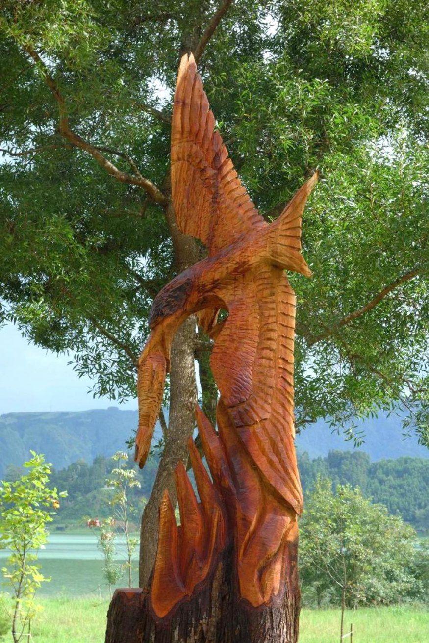 Holzfiguren Basteln 42 Best Of Holzfiguren Tiere Garten Cogitore