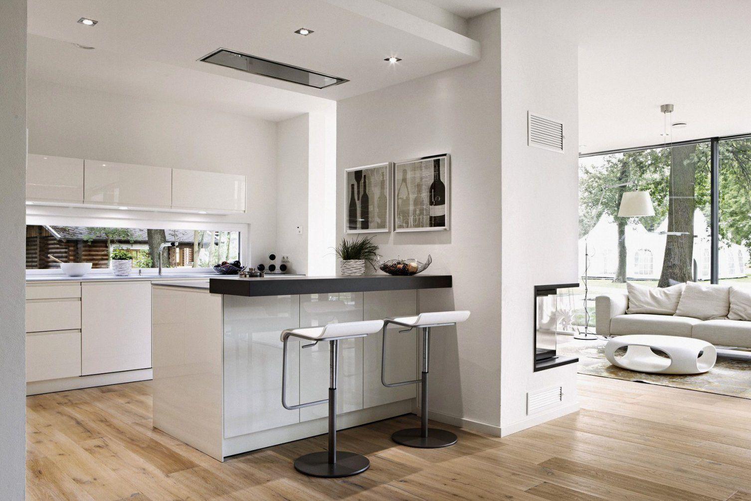 Boden Offene Küche | Küche Mit Dunklem Holzboden