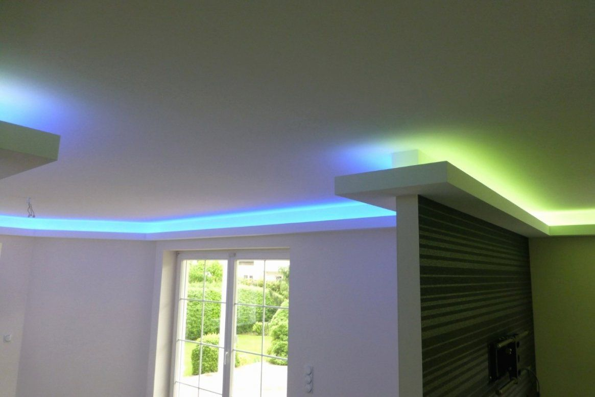 Led Wohnzimmer Beleuchtung Led Beleuchtung Wohnzimmer Selber Bauen Led Beleuchtung